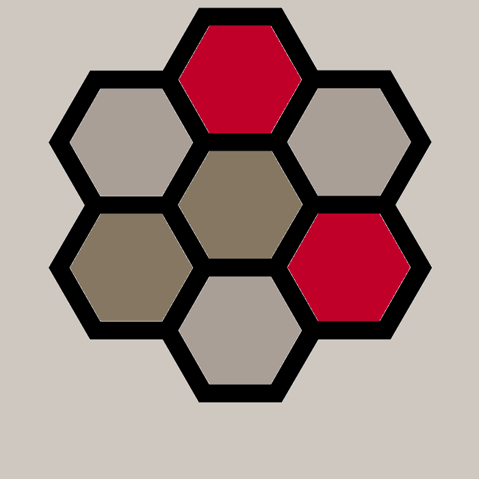 Honeycomb - Copyright The Noun Project by Patrivk Snyder