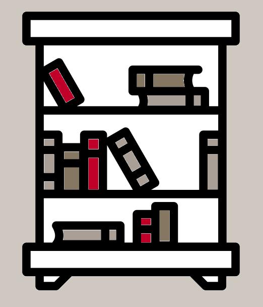 Library - Copyright The Noun Project by Nikita Kozin