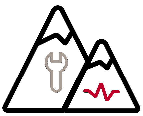 Mountain - Copyright The Noun Project by Natasja Buer Toldam