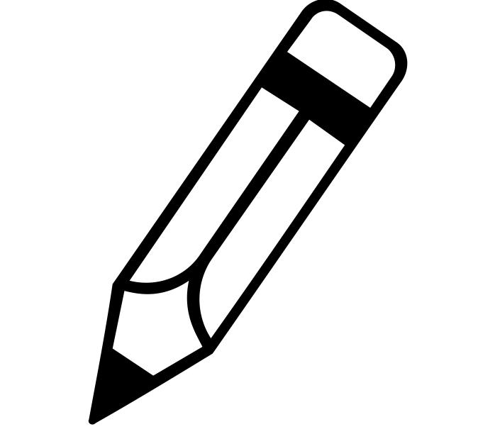 Pencil - Copyright The Noun Projecy by Abdul Karim