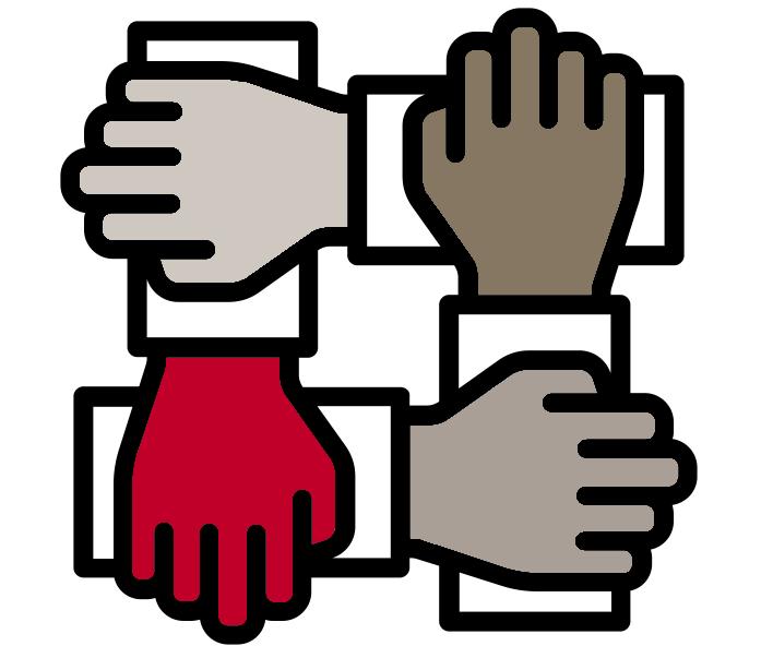 teamwork - copyright The Noun Project by Mahmure Alp